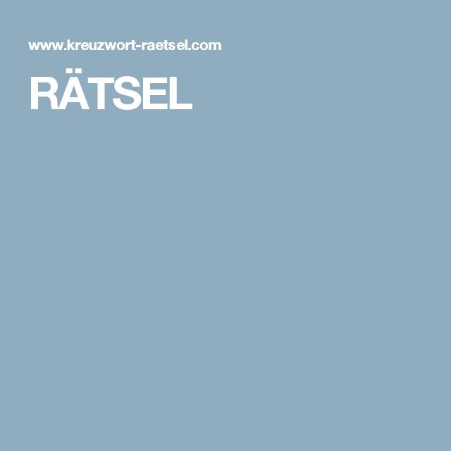 Kreuzwort-Raetsel.Com