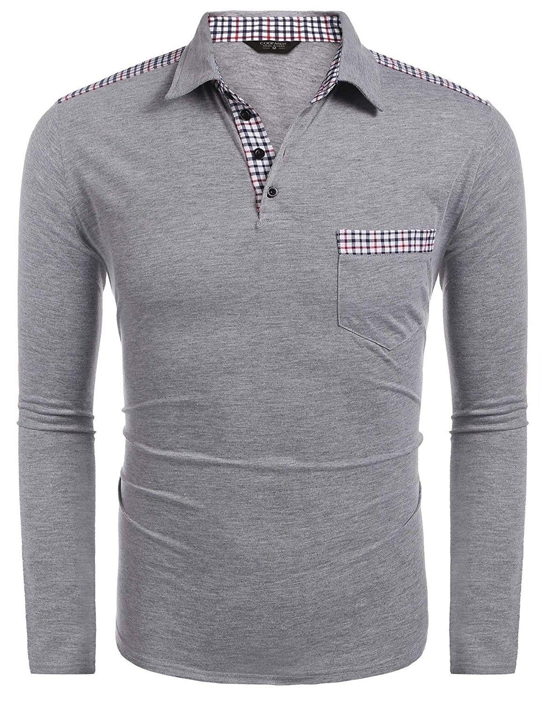 ba27a63d Polo Long Sleeve T Shirts Mens - raveitsafe