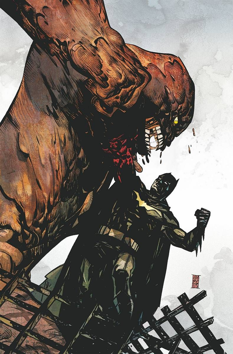 BATMAN: THE DARK KNIGHT #23  Written by GREGG HURWITZ  Art and cover by ALEX MALEEV  On sale AUGUST 28 • 32 pg, FC, $2.99 US • RATED T  Batman and Commissioner Gordon are forced into a tight corner as Clayface embarks on a murder spree throughout Gotham City. But hope surfaces when the Mad Hatter emerges as an unlikely ally.