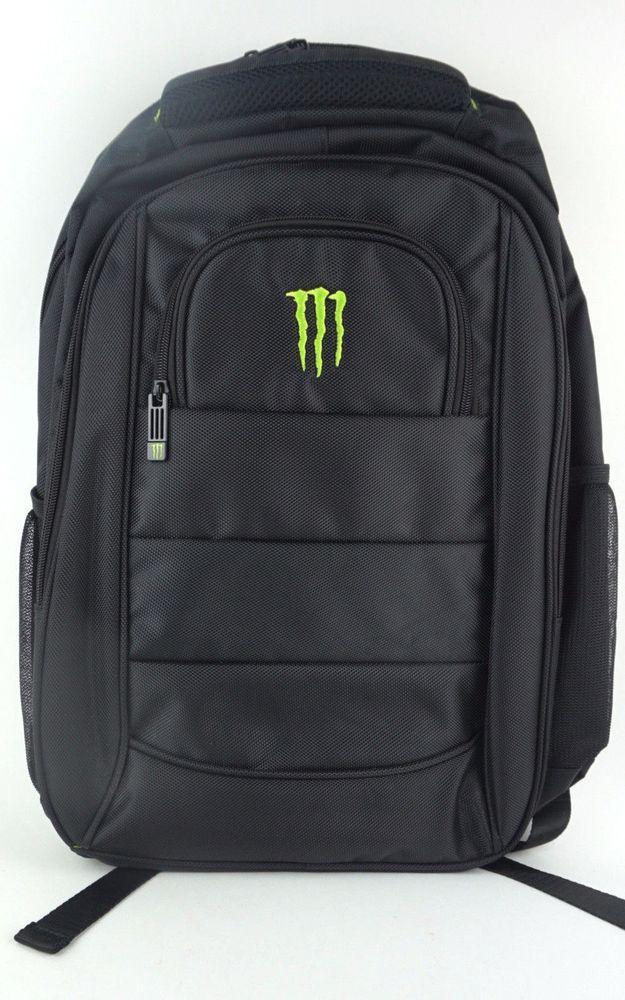 Monster Energy Backpack Recon III POS OS  MonsterEnergy  Backpack e72928b5ff305