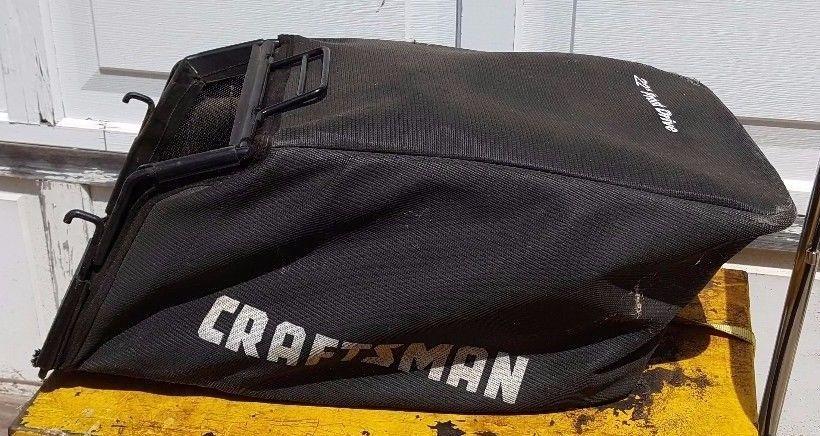Grass Rear Bag Craftsman Lawn Mower Frame 22 Front Drive Please Read Craftsman Lawn Mower Parts Craftsman Lawn Mower Parts