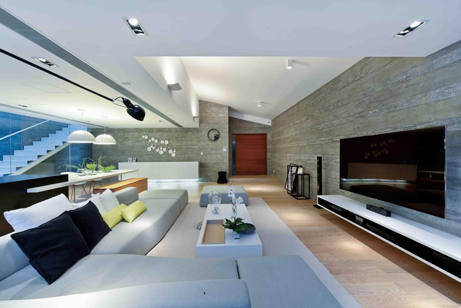 House in Shatin by Millimeter Interior Design Limited | Home Items on kenya modern house design, japan modern house design, pinoy modern house design, chinese modern house design, city modern house design, mexico modern house design,