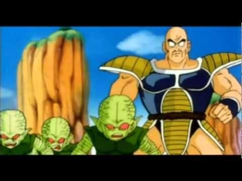 Funny Dragon Ball Z Abridged Memes : Best nappa moments in tfs s dragonball z abridged series youtube