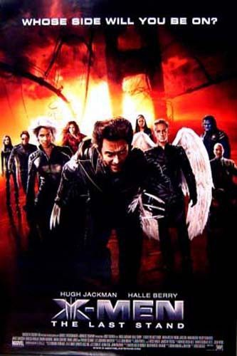 X Men 3 Last Stand Movie Poster 24x36 X Men Full Movies Online Free Last Stand