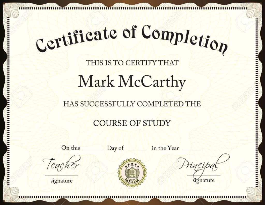 The Interesting Microsoft Word Award Template Free Sample Flyers Company Certificate Of Completion Template Certificate Of Achievement Template Award Template Award certificate template microsoft word