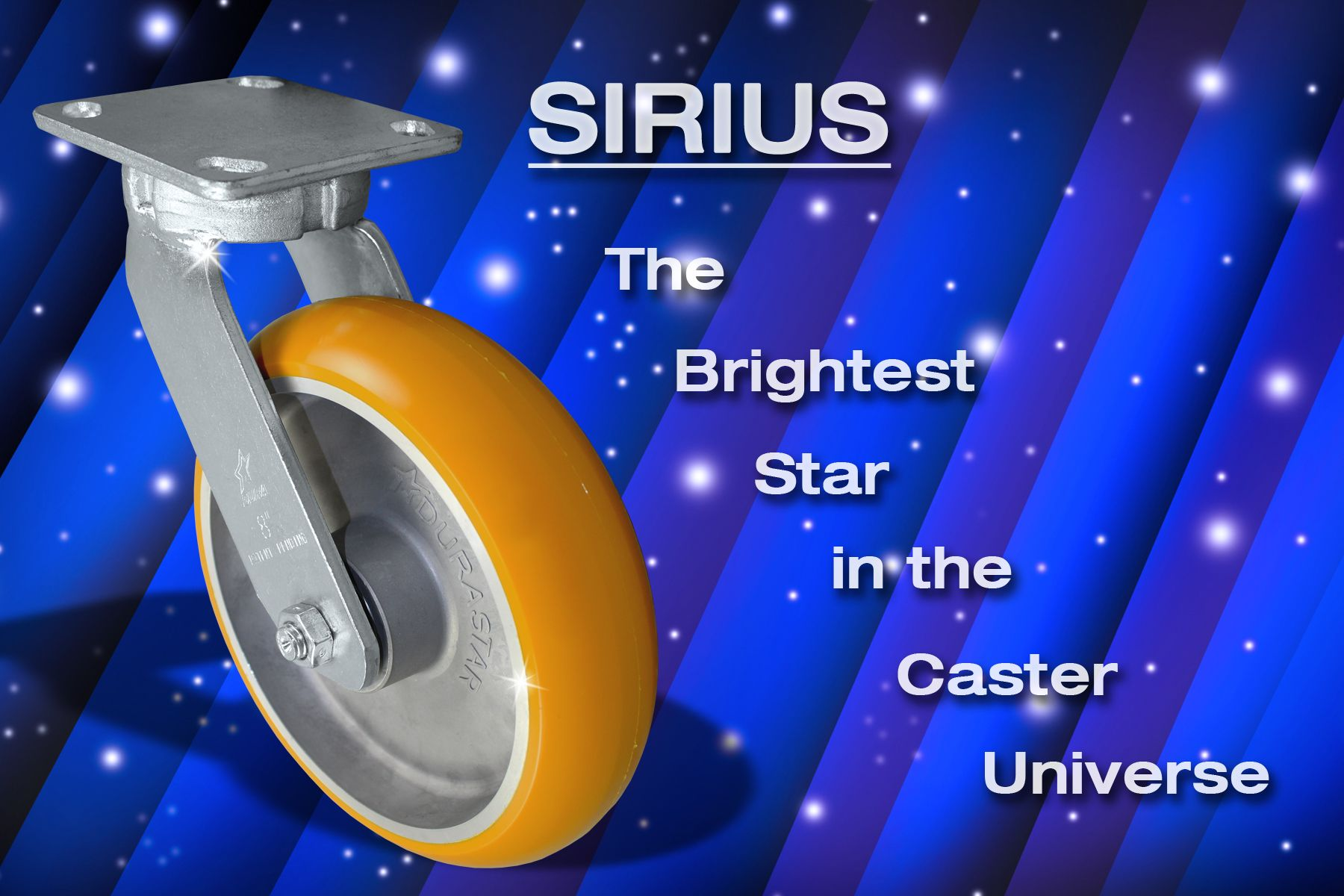 different kinds of wheels and more DuraStar Casters