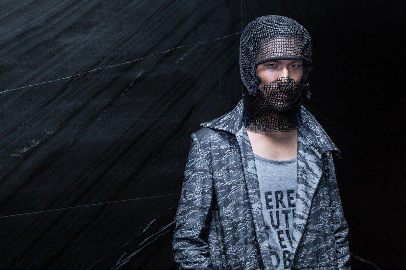 Men's folio Designer of the year 2015 Awarded Most Promising Designer Award Theme: Stop violence Photographer: @amyboyy #menswear #fashiondesign