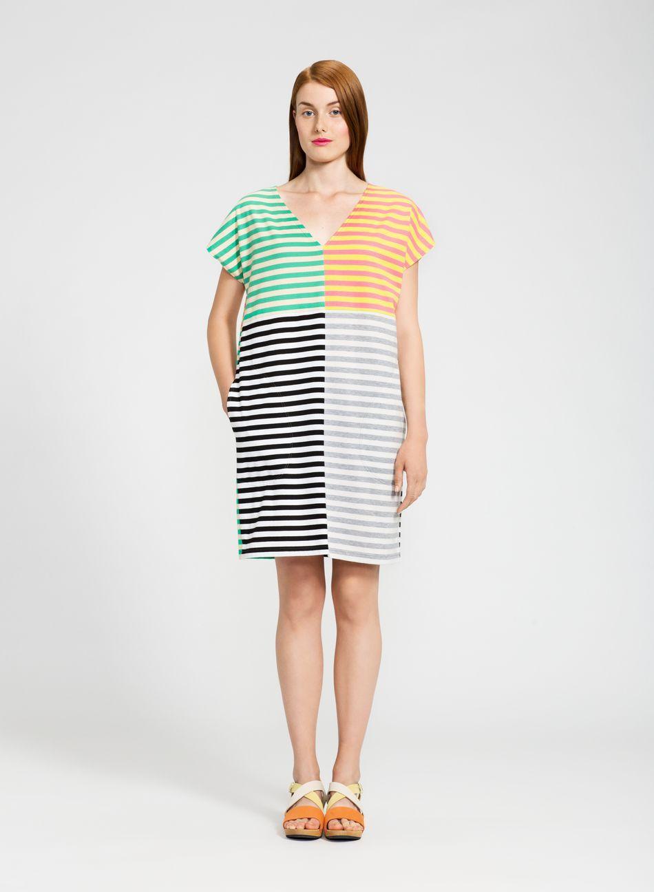 Matikka-mekko (multicolor) |Vaatteet, Naiset, Mekot ja hameet | Marimekko