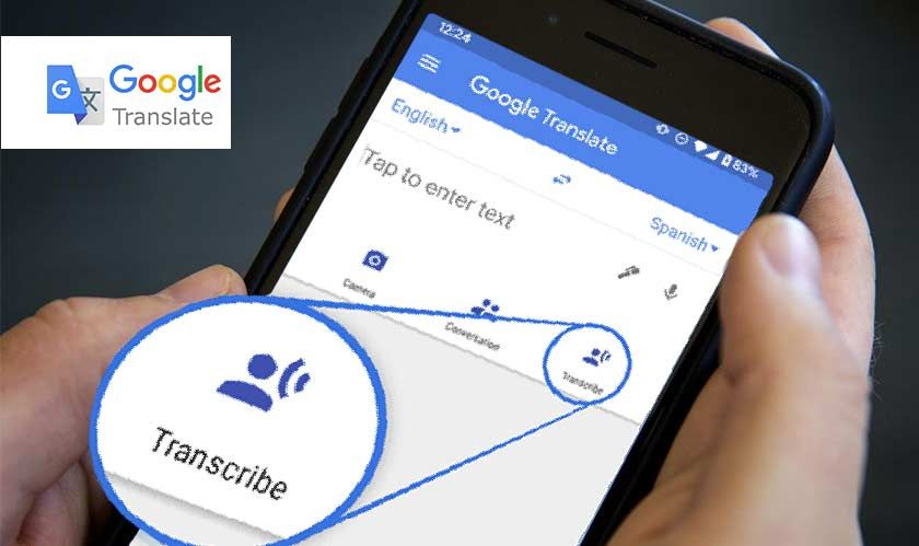 Google Translate Now Supports Live Transcription Functionality In 2020 Transcription Samsung Galaxy Phone Galaxy Phone