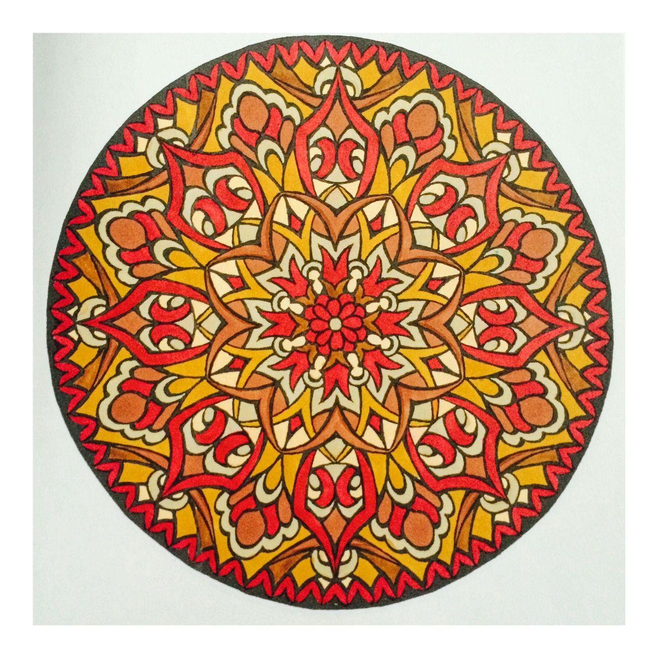 Mandala | Coloring Book | Pinterest | Coloring books and Mandala