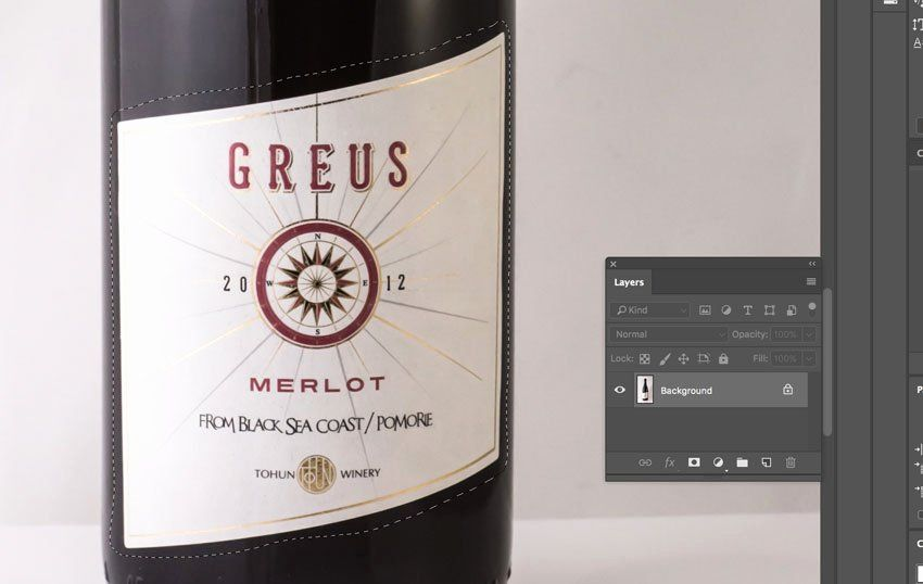 Wine Label Template Photoshop Luxury How to Create A ...