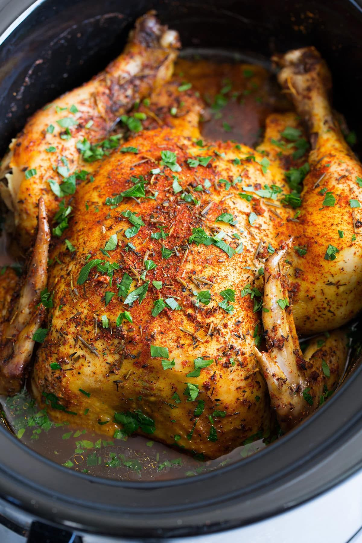 30 Whole Chicken Recipes  Cooking For Me  Slow Cooker -2866