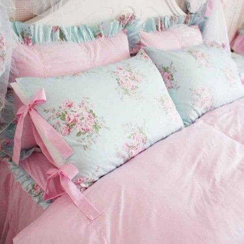 Getting A New Bed shabby rose bedding set | chic bedding and shabby