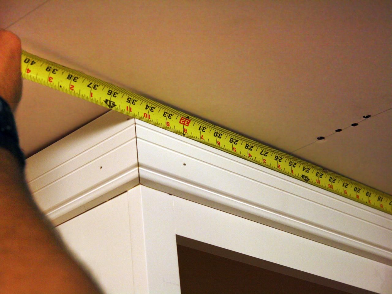 How To Install Kitchen Cabinet Crown Molding Add Crown Molding To Y In 2020 Kitchen Cabinet Crown Molding Installing Kitchen Cabinets Crown Moulding Kitchen Cabinets