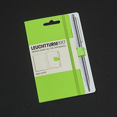 PEN LOOP neon green