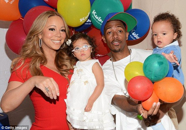He says it was a sham: Morgan went on to allege that the father of Mariah's twins, Nick Cannon