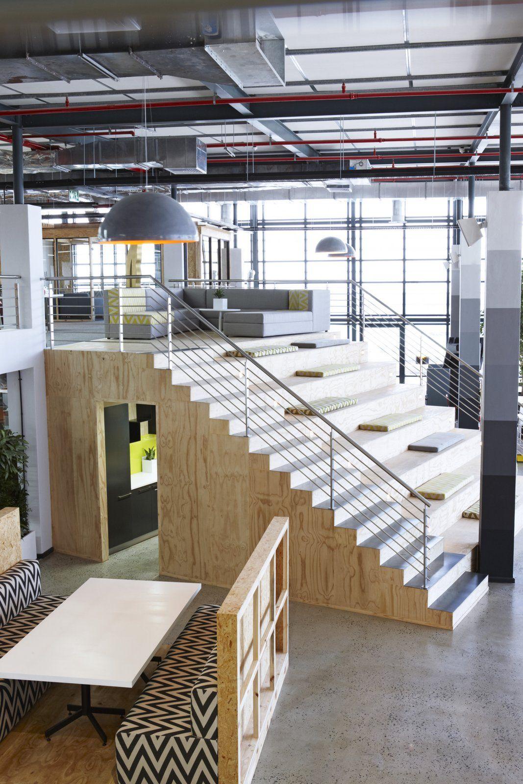 Office Tour 99c Offices Cape Town Office Interior Design Loft Office Office Interiors