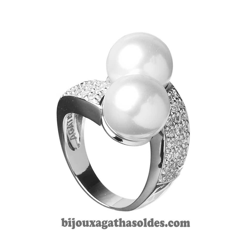 bague solitaire diamant agatha