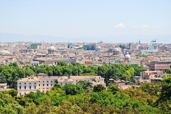 Colle Del Gianicolo In 2019 Rome En Italië