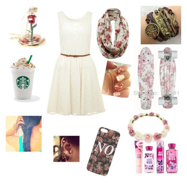 """""""Fall #1"""" by flowergirlx ❤ liked on Polyvore featuring Yumi, Disney and With Love From CA"""