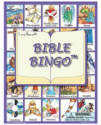 11 Fun Christian Games For Adults Bible Games Buy Bible Bingo