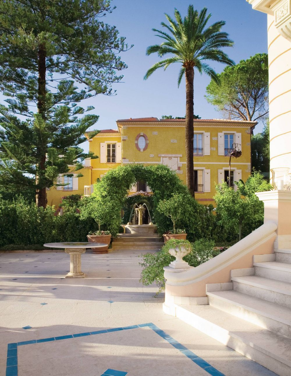Lovely Traditional Exterior By NH Design In Saint Jean Cap Ferrat, France