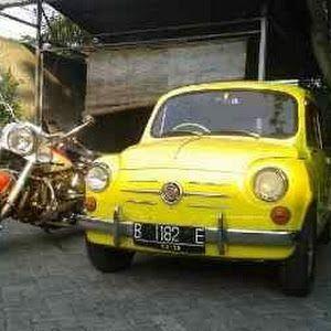 Dijual Fiat 600 Klasik 1960 Jakarta Lapak Mobil Dan Motor Bekas Fiat Mobil Klasik Mobil