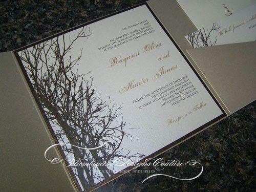 Winter Wedding Invitations Etsy Wedding Invitations Winter Wedding Invitations Wedding Invitations