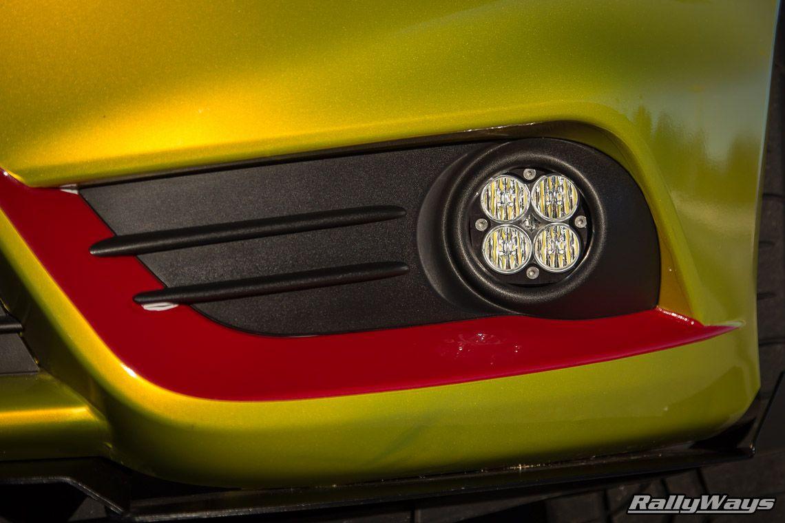Baja Designs Squadron Pro LED Offroad Lights Off road