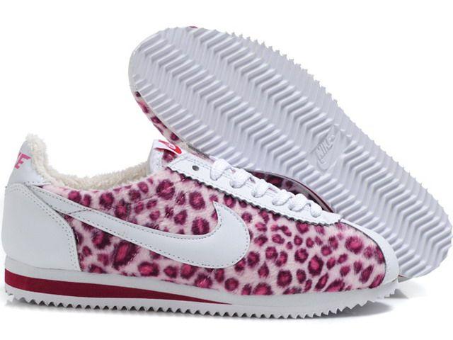 Nike-Classic-Cortez-Leopard - so my style! Pink   Animal print ... 2f65f035e