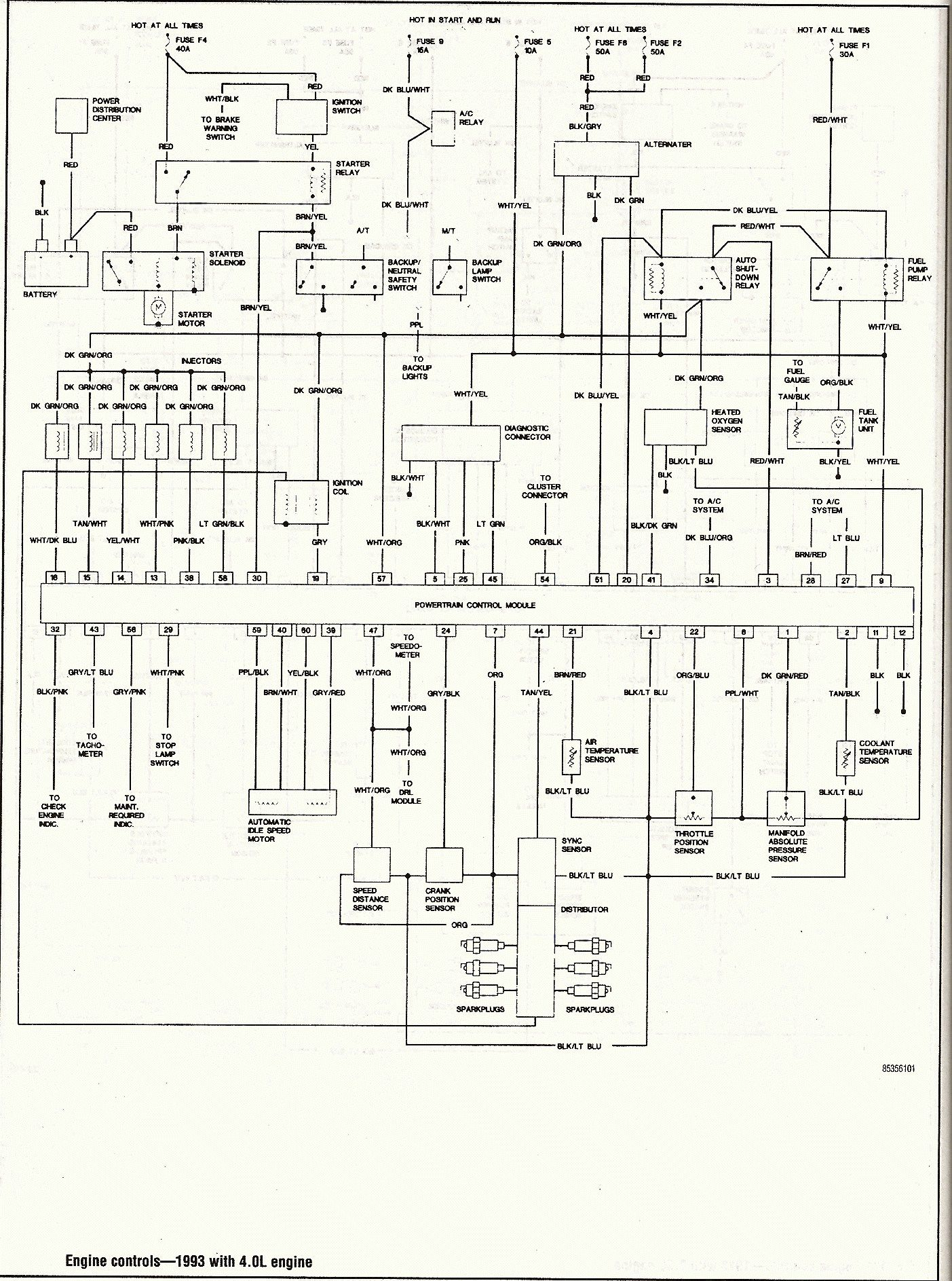 2010 Jeep Wrangler Wiring Diagram Remont