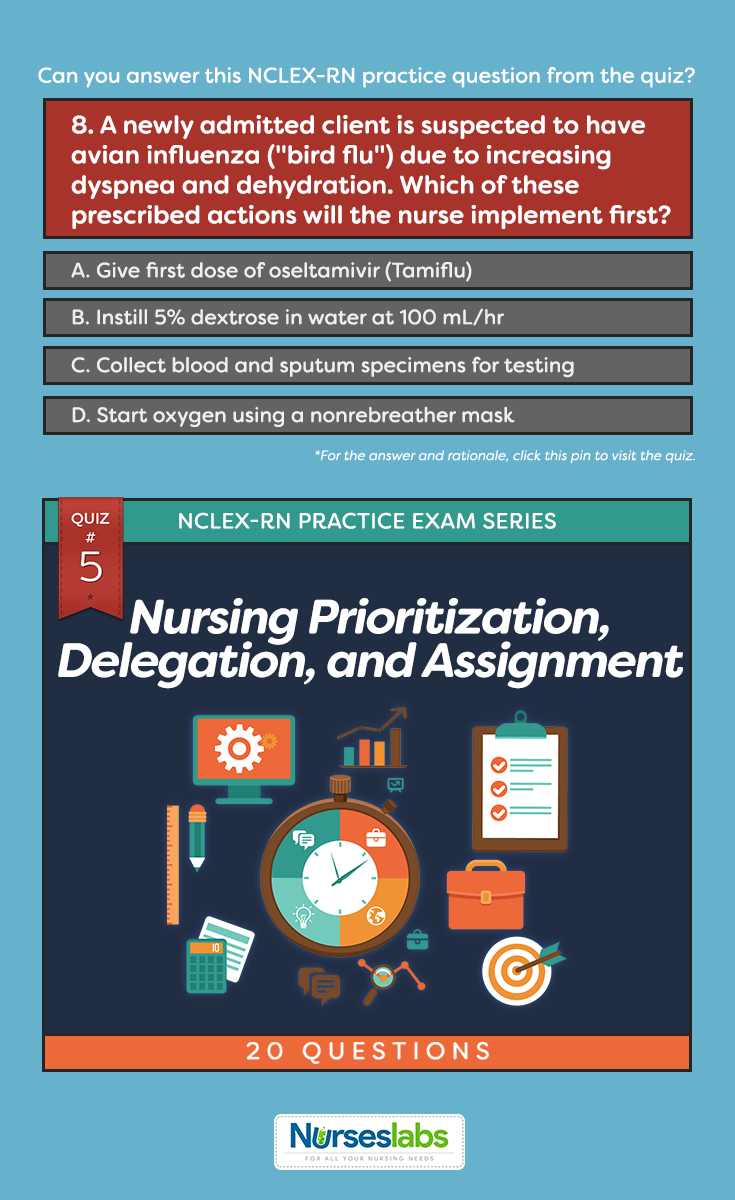 Think You Can Ace This Quiz About Nursing Prioritization