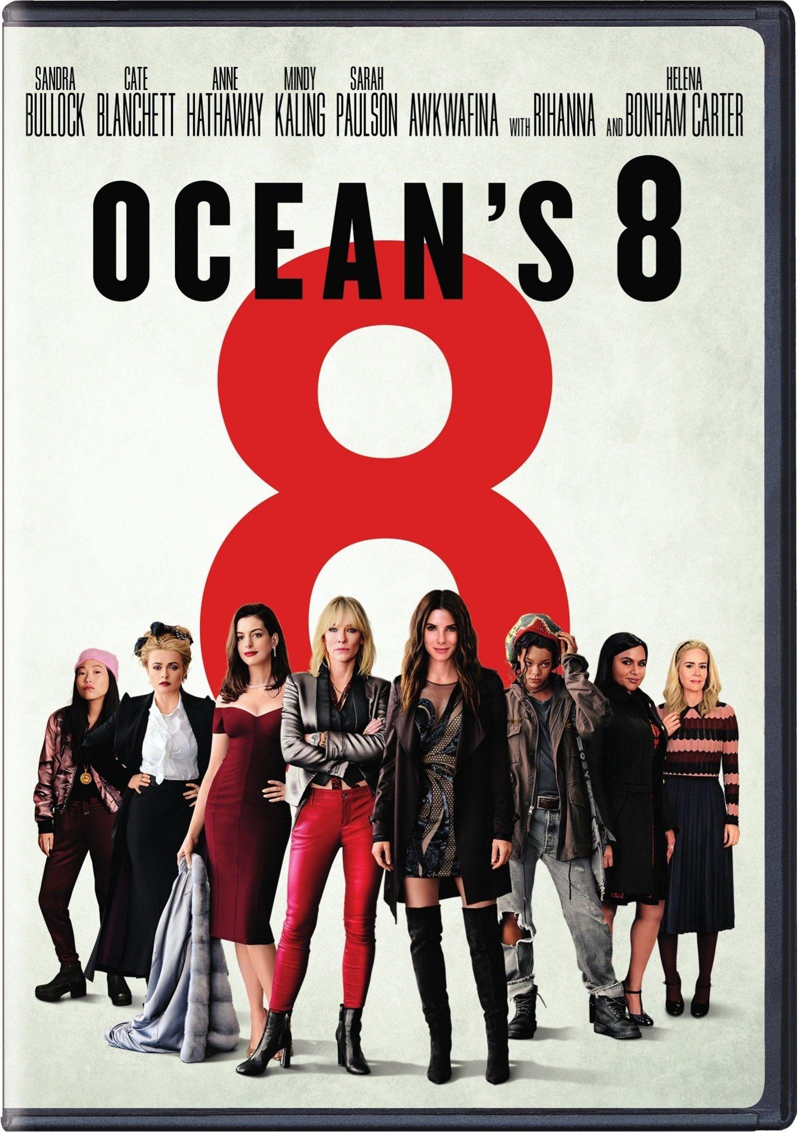 Promotional Photos Eight Movie Ocean 8 Movie Ocean S Eight