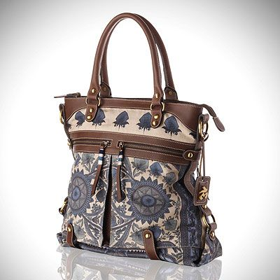 French Fashion Aliston Faux Leather Laser Uni Tote Shoulder School Handbag Beige