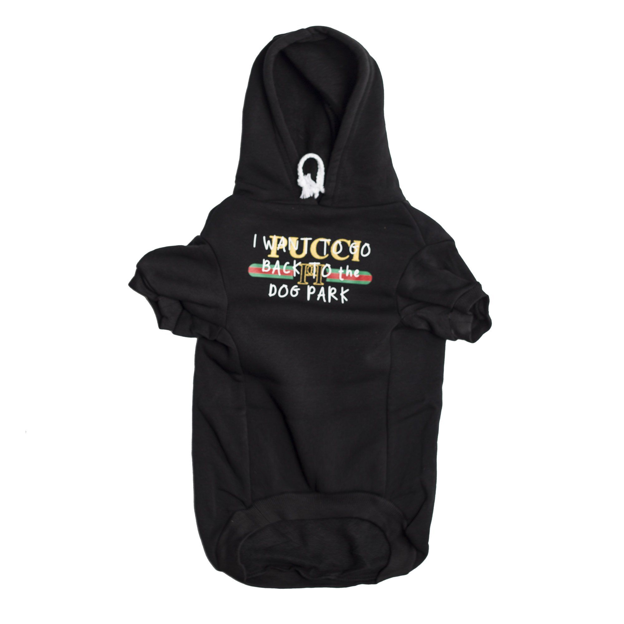 f2690b23e Pucci Dog Park Hoodie | Dog Clothing | Fresh Pawz | Dog Clothing ...