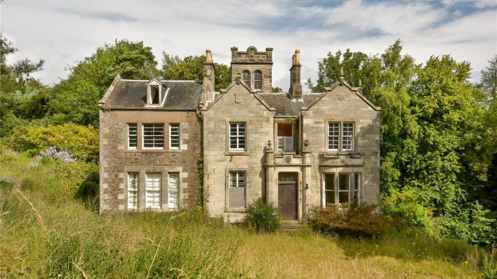 258k scottish country house is the ultimate fixer upper fixer