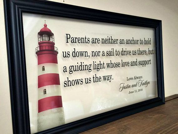 Wedding Gifts for Parents, Gifts for Parents, Wedding Gift Ideas ...