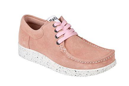 Anna Ruskind – Laksefarvet - Nature Footwear - Danish Brand