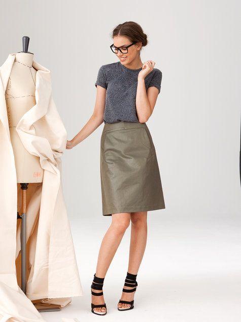 Flared Skirt 10/2012