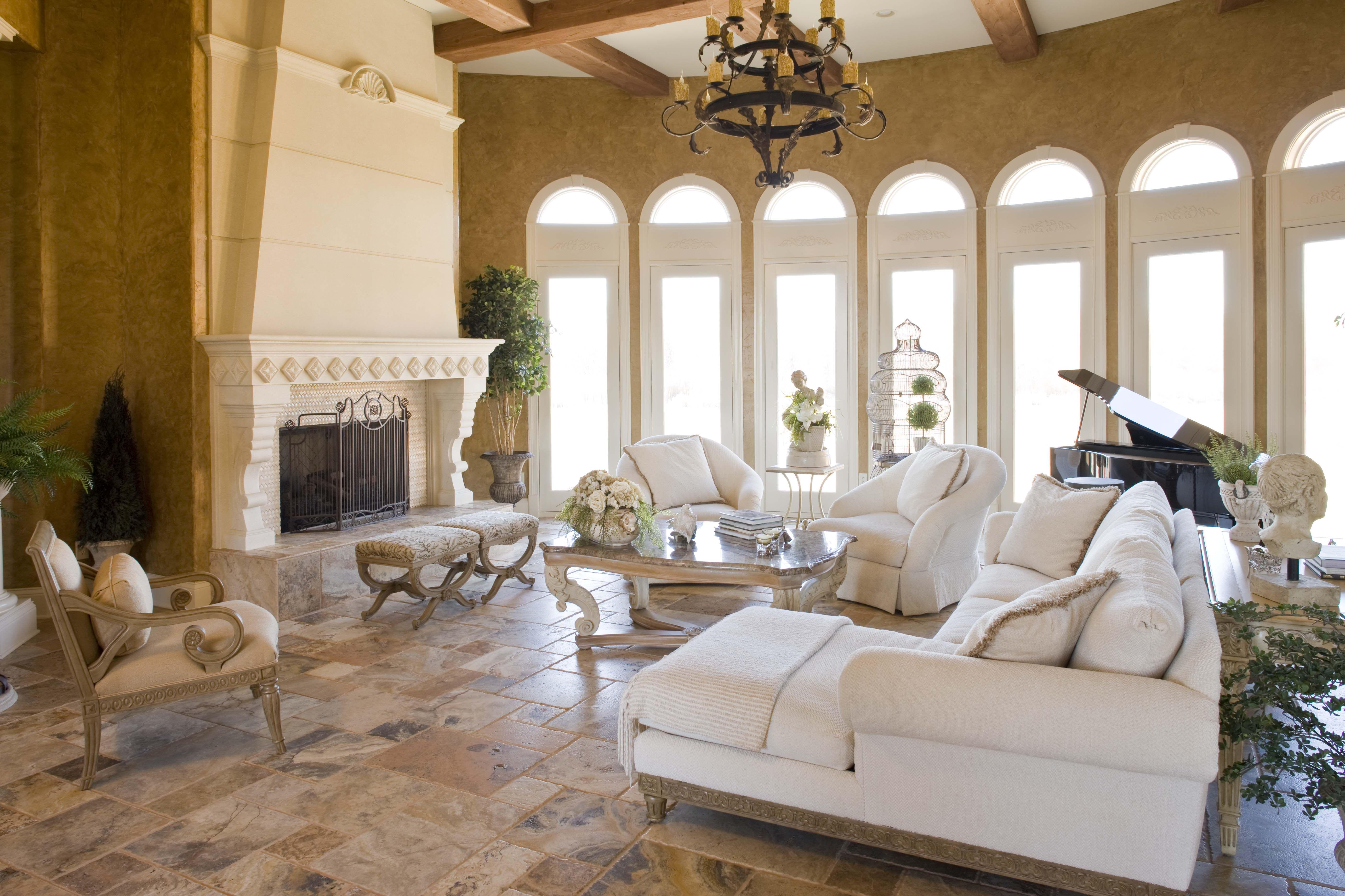 italian villa formal living room createdef marburger