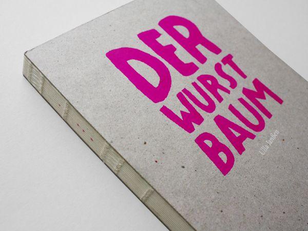 DER WURSTBAUM on Editorial Design Served