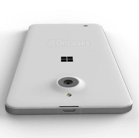 Microsoft Lumia 850: Renders show the thinnest Lumia to date