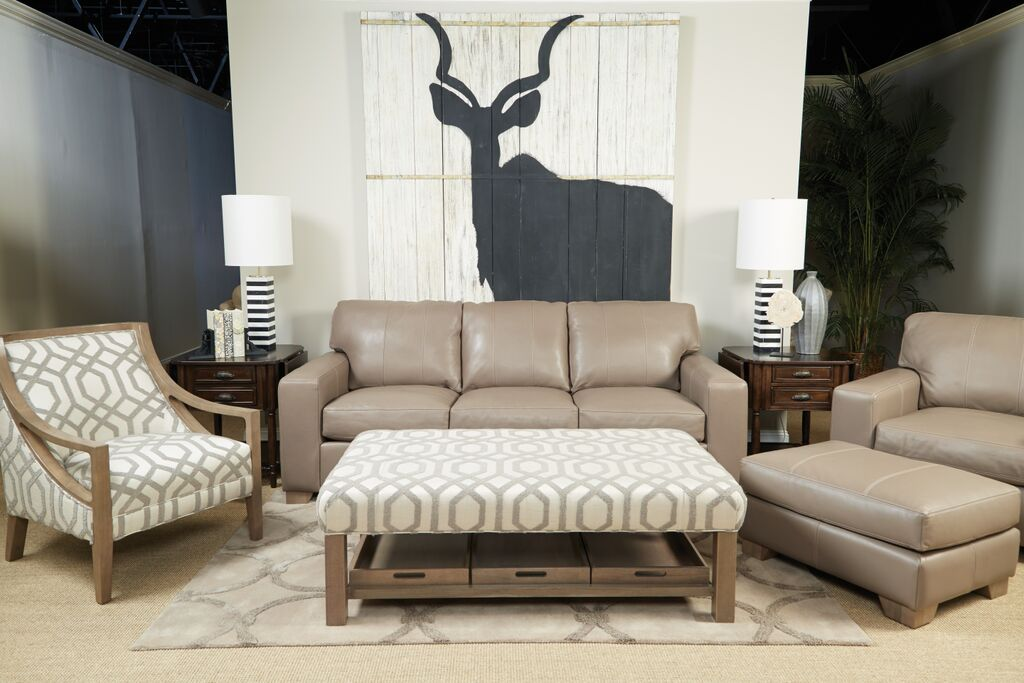 Craftmaster Furniture: Encore Leather Collection