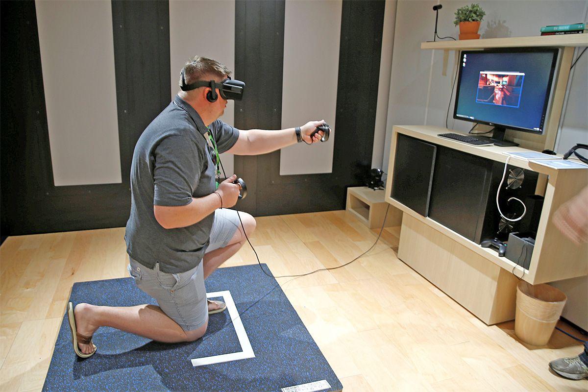 Oculus Rift plus Motion-Controller und Room-Scale-Sensor kostet fast 1.000 Dollar - derStandard.at