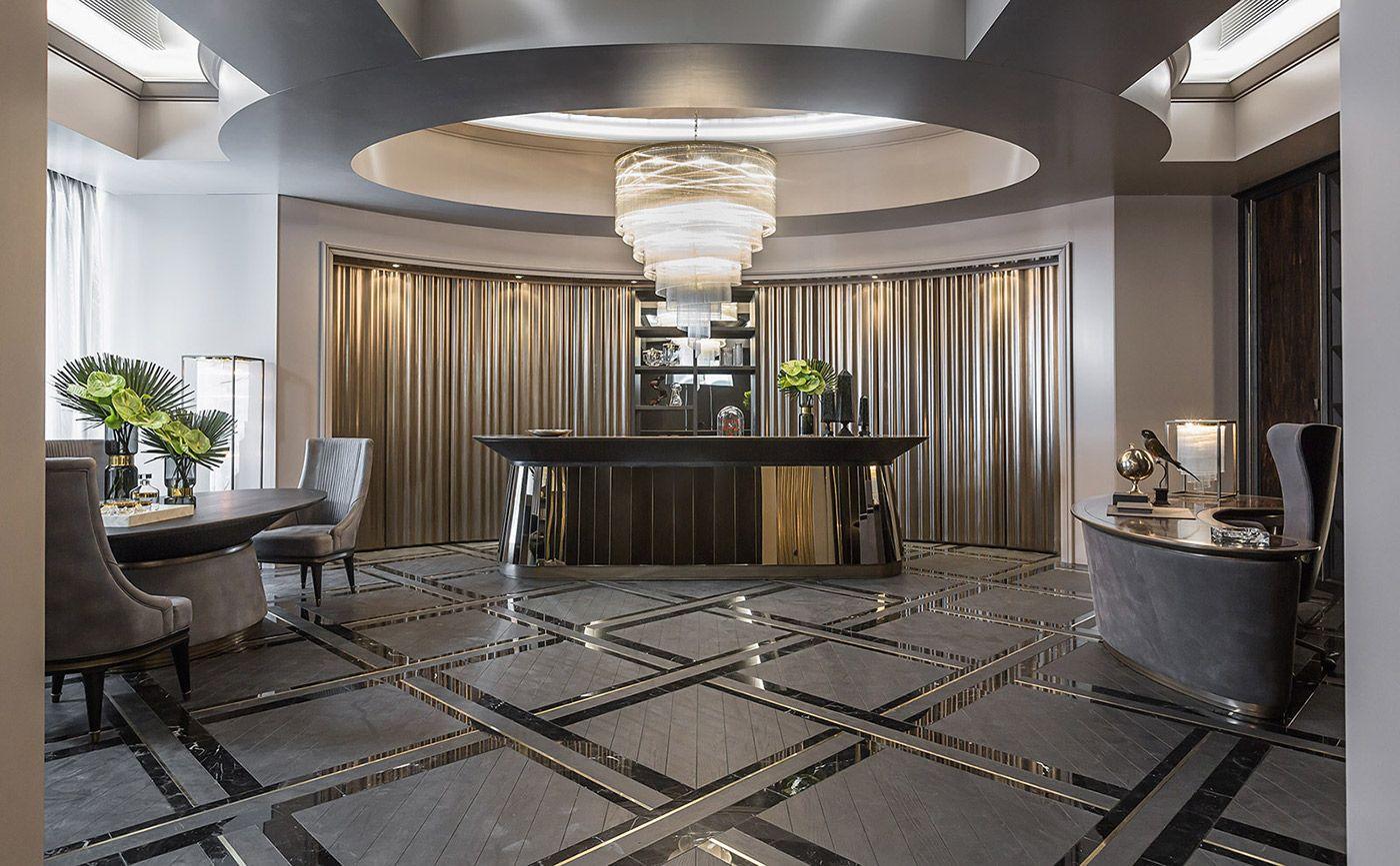 Zonta Mobili ~ Zonta salone del mobile 2017 on behance 13 neo luxury