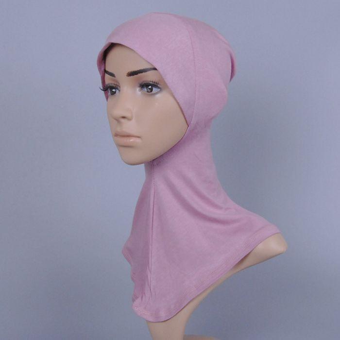 women's printe solid popular muslim inner hats/caps cotton hijab modal Render cap 20 color 20pcs/lot