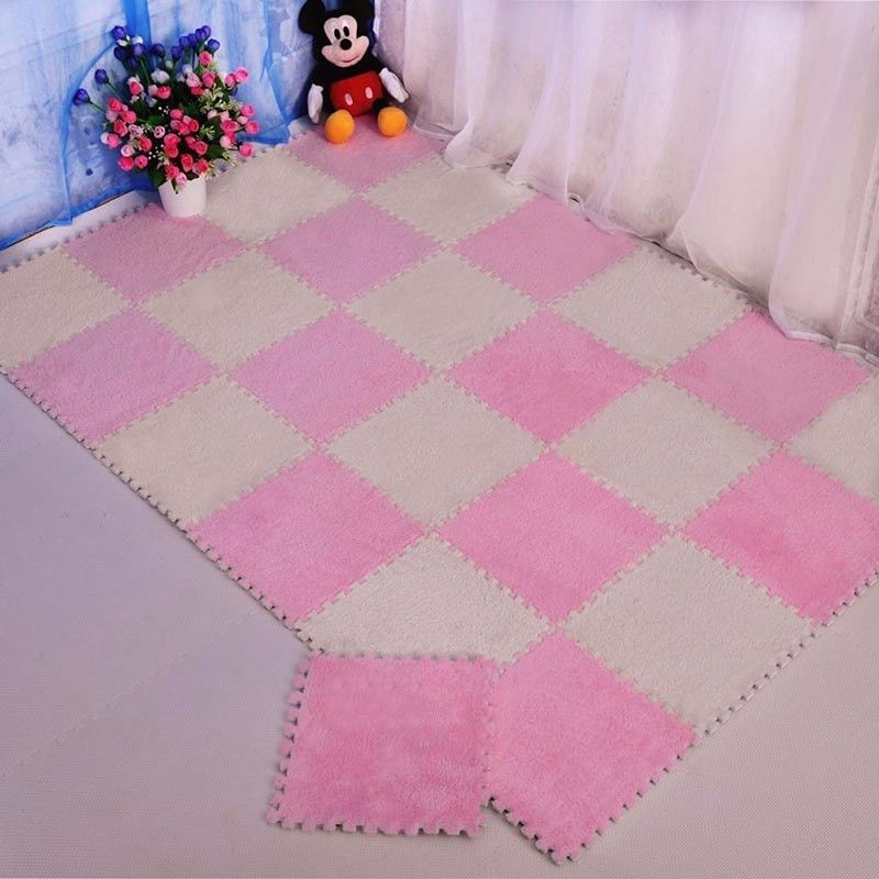 EVA Soft Foam Yoga Fitness Mat Floor Puzzle Non-Slip Eco Baby Kids Crawl Mat