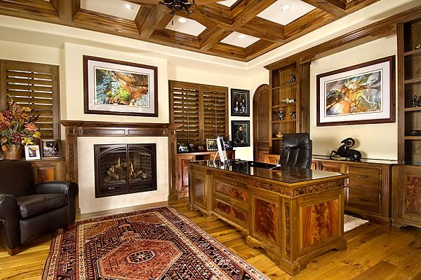 custom wood office furniture. Cool Amazing Custom Office Cabinets 85 On Interior Designing Home Ideas With | Pinterest Customs Office, Wood Furniture