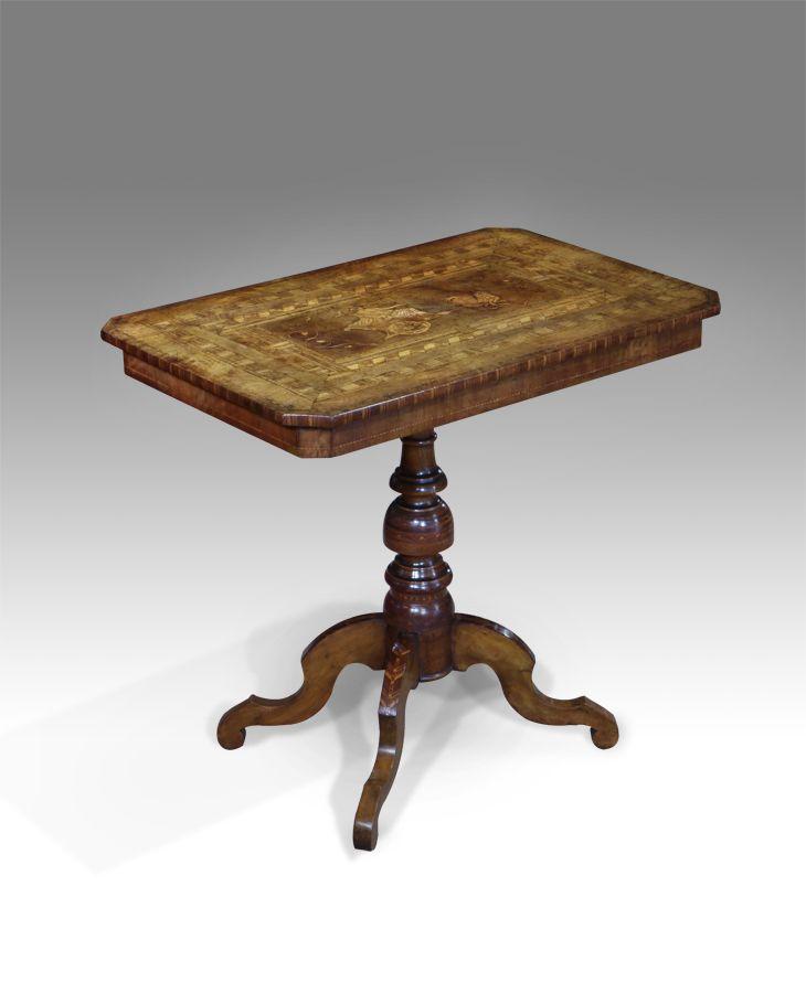 Table Antique Lamp, Antique Lamp Tables