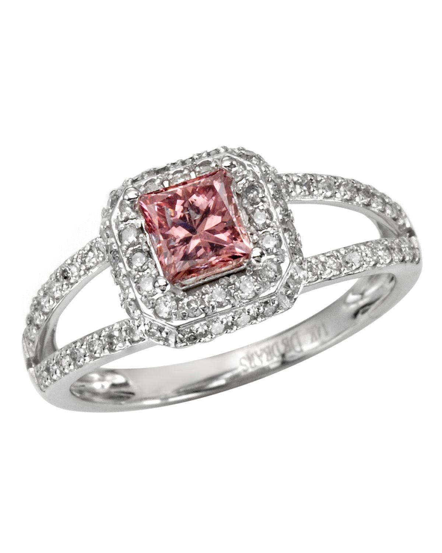 Product Name 1.2 CTW Diamonds Ladies Ring Designed In 14K